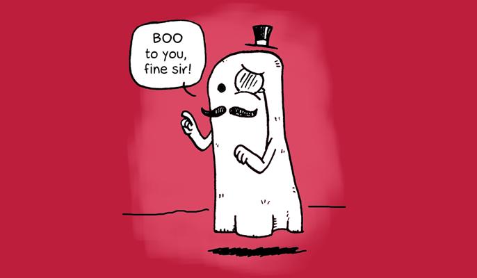 Scott Hampson Monocle Ghost