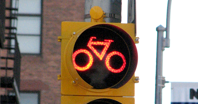 Cyclists and road tax