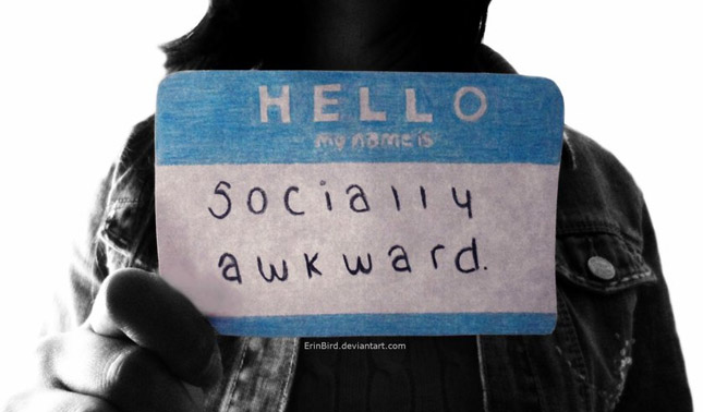 dating advice for the socially awkward Social skills for the socially awkward men new york, ny (august 25 filed under: be cool & popular, dating & sex, dating advice, lifestyle, meet women.