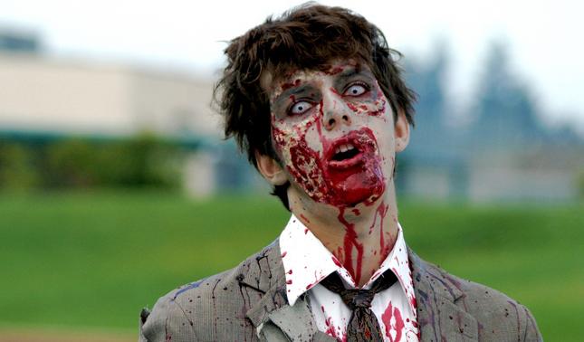 How to survive the zombie apocalypse this halloween
