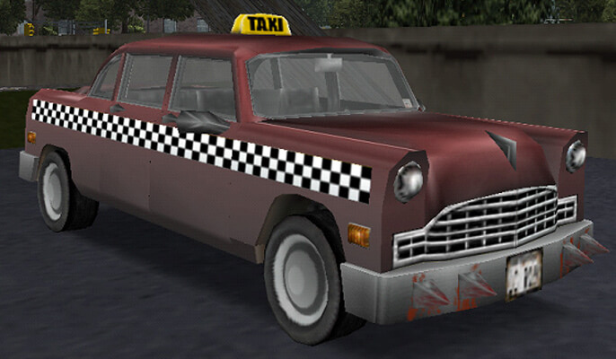 The Borgnine Taxi