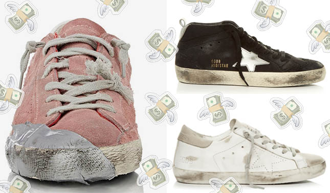 dirty shoe trend leads causes poverty appropriation