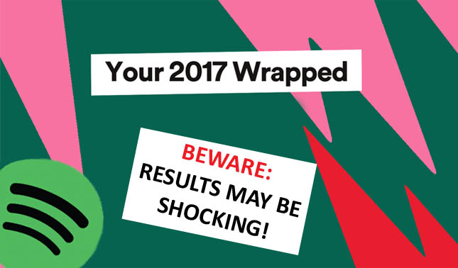 spotify sum up your music in 2017