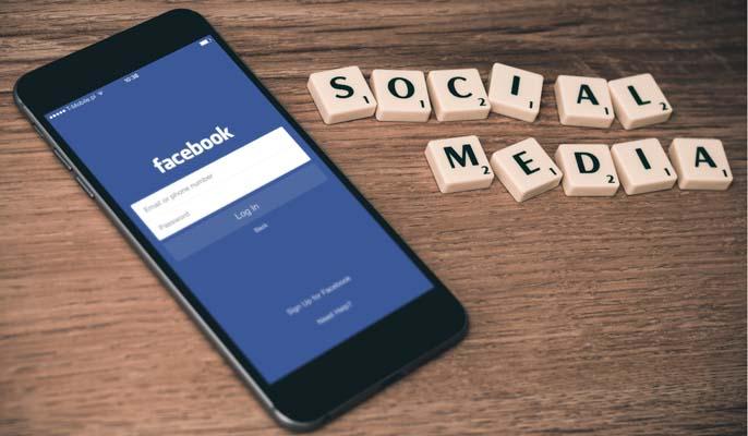 get off social media feature