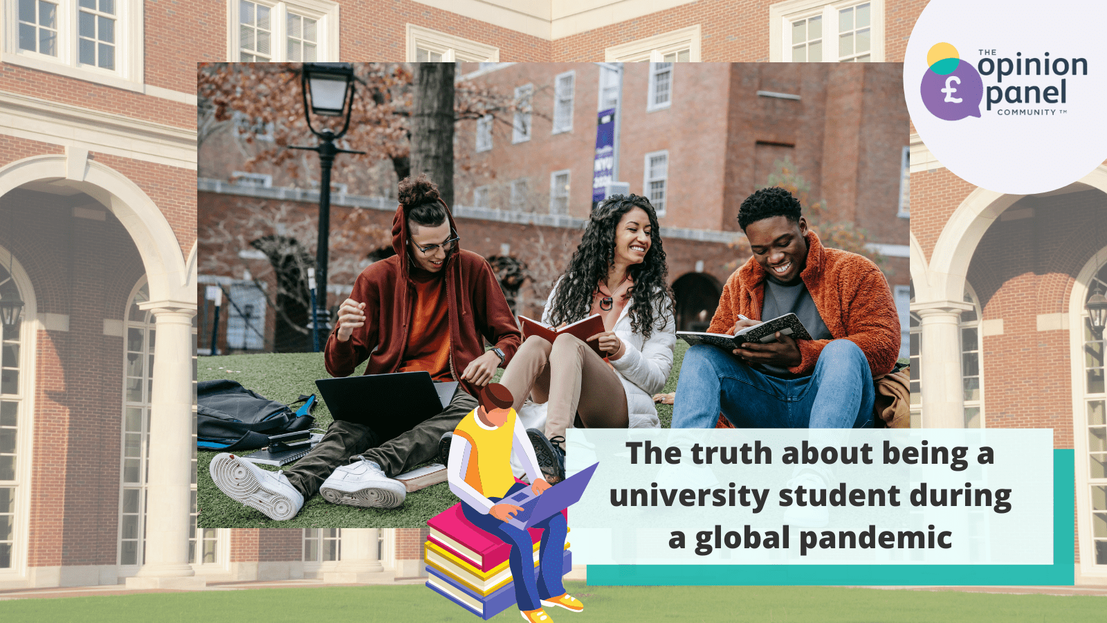 Student global pandemic title image