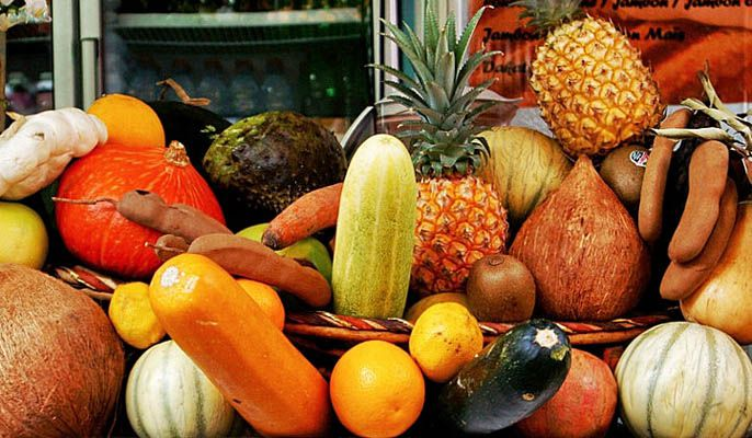 Eating lots of fruit and veg should be the staple of any diet, right?
