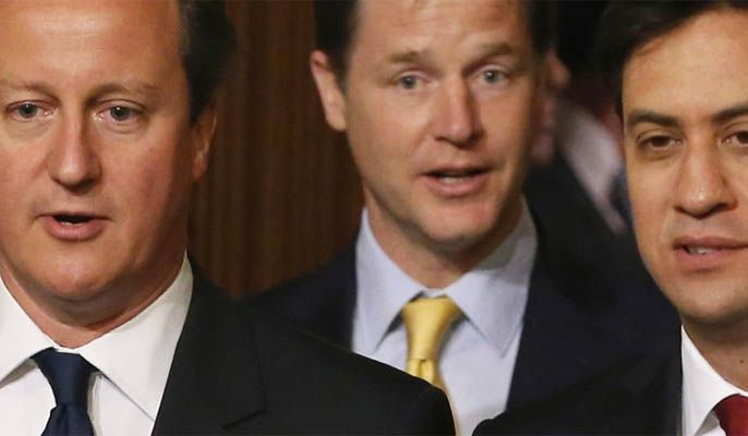 Why the uk doesn't want another coalition government to come from this years general election