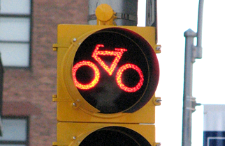 bike sign featured