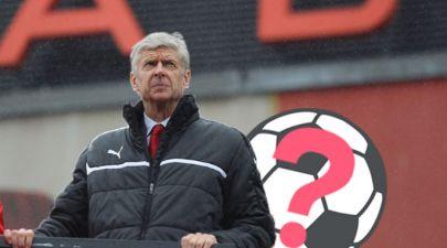arsene wenger england manager confused