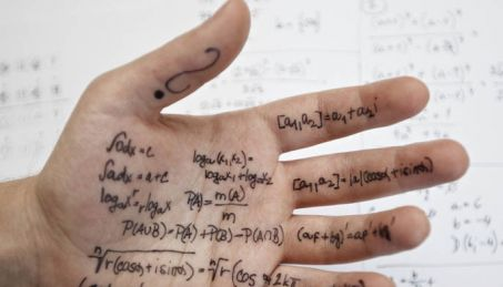 disqualified from exam - notes on hand