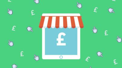 saving money with online shopping