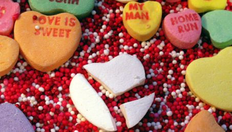 broken sweet heart