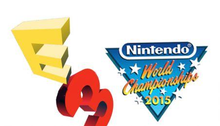 E3 and the nintendo world championships