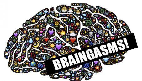 ASMR causing a braingasm