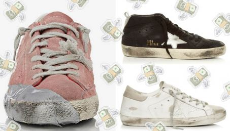 dirty shoe trend causes poverty appropriation