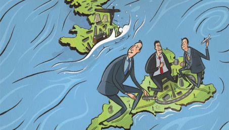 A nation decides... or divides?