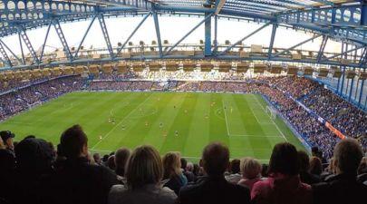 Manchester City Etihad stadium aka Emptihad due to overpriced season tickets
