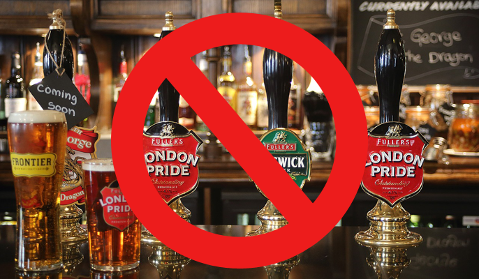 Dry not Dull: A Sober Guide to London | The OpinionPanel Community