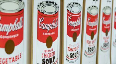 Warhol polaroid feature