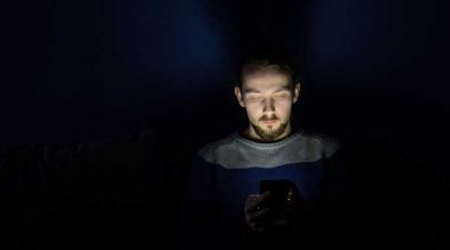 social media sleep feature