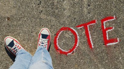 Don't like any of the political parties? No problem, spoil your vote instead