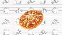 money diary freshers week pizza